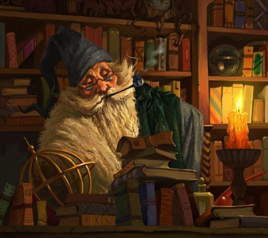 Wandering Wizard