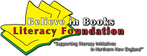 Believe in Books Literacy Foundation