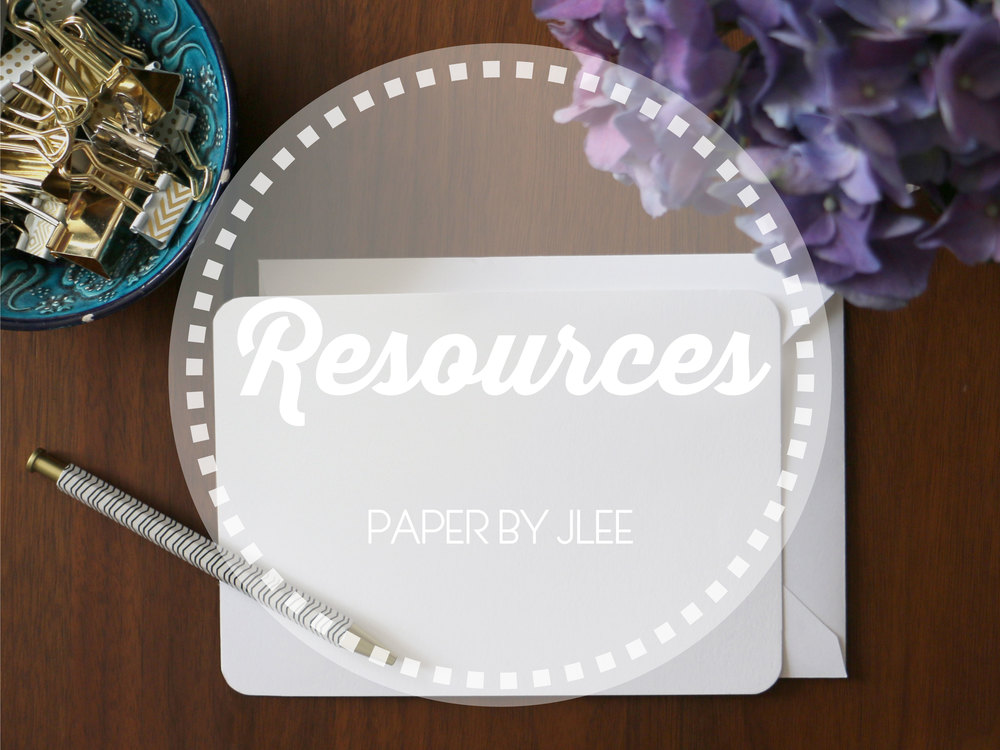 Paper by JLee: Blog Post Business Resources