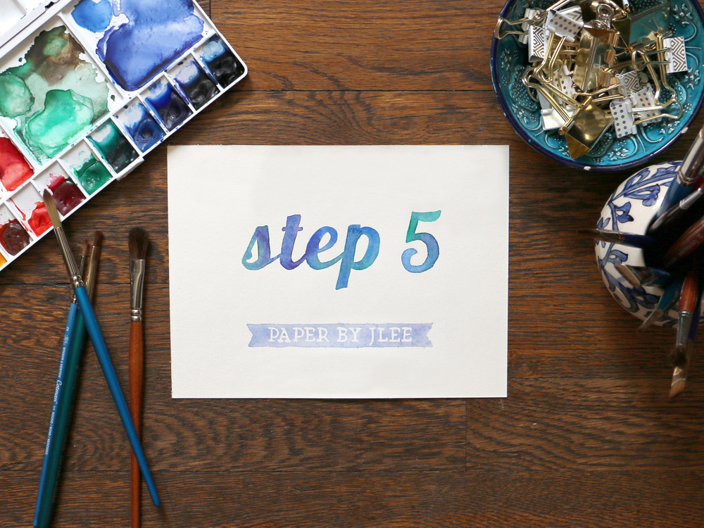 Paper by JLee: Step 5