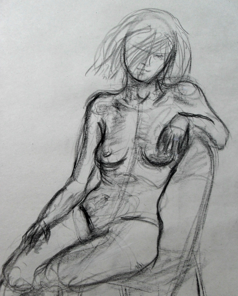 Sustained Life Drawing