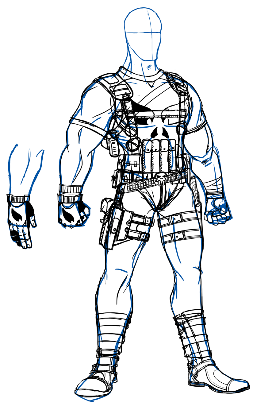 Punisher - Concept