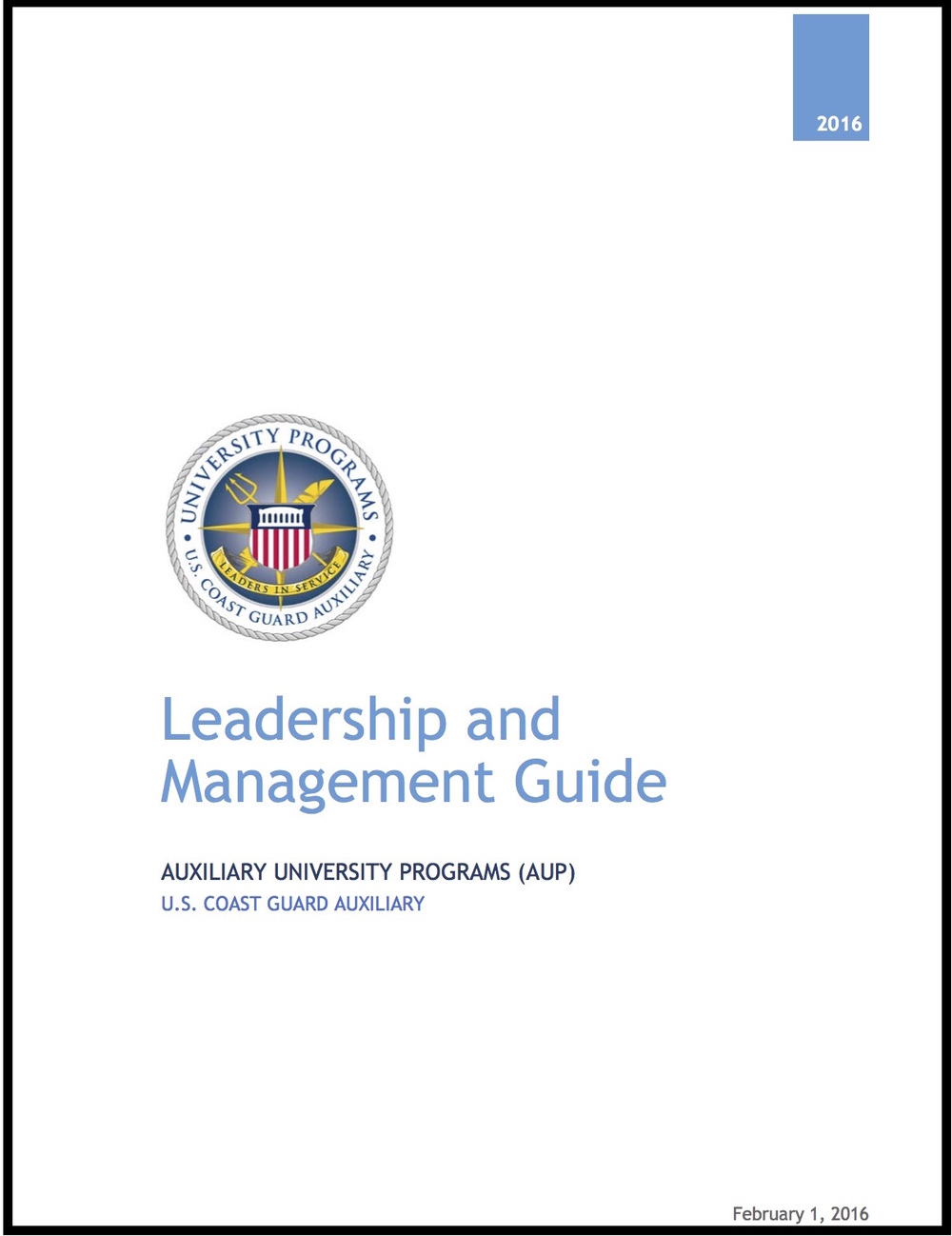 Click to access the full Leadership and Management Guide