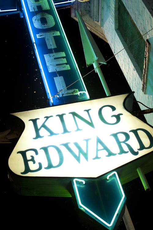 King Eddy