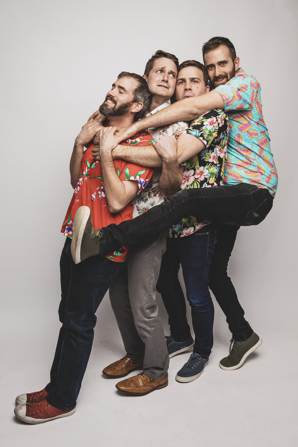 The Squirts - Promo Image