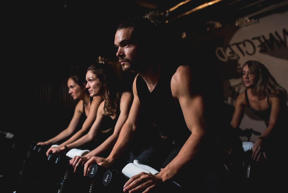 The Sweat Lab - Sweaty fitness parties.