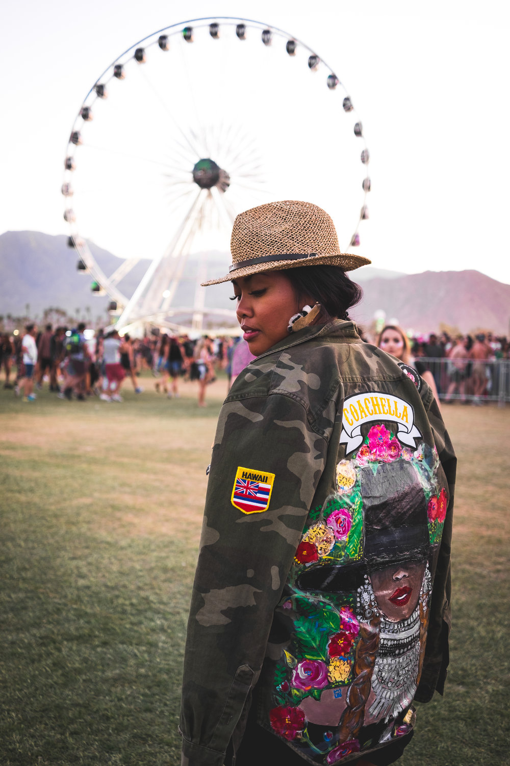 COACHELLA + PALM SPRINGS -