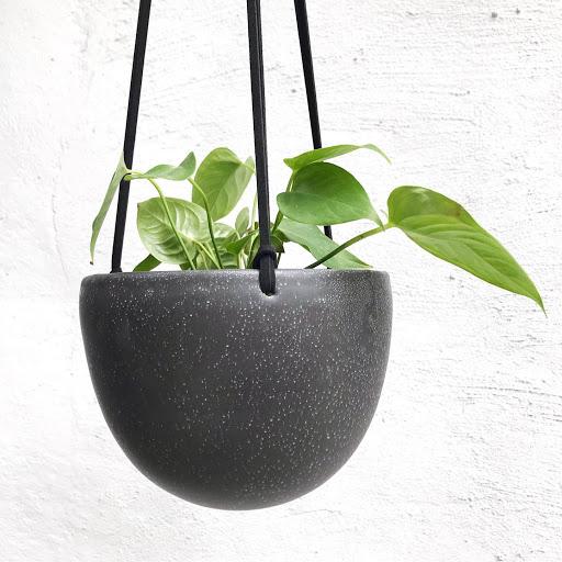Large Hanging Planter Little Fire Ceramics