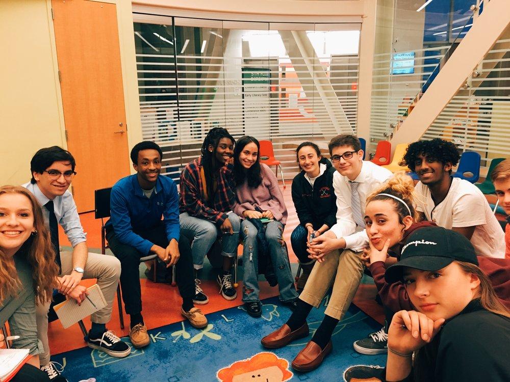 MoCo Students For Gun Control