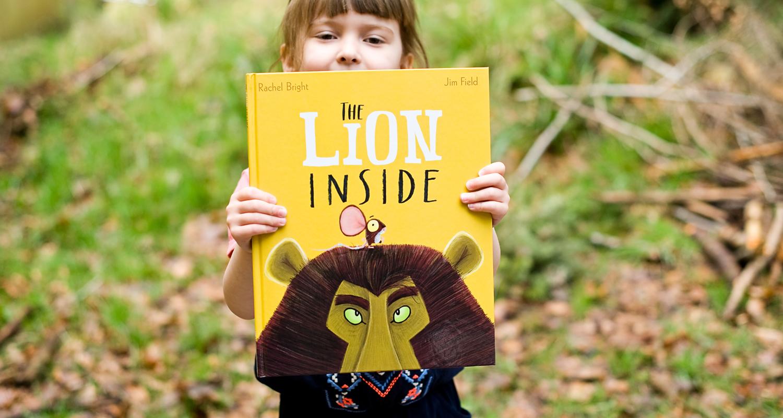 The Lion Inside — North Somerset Teachers' Book Award
