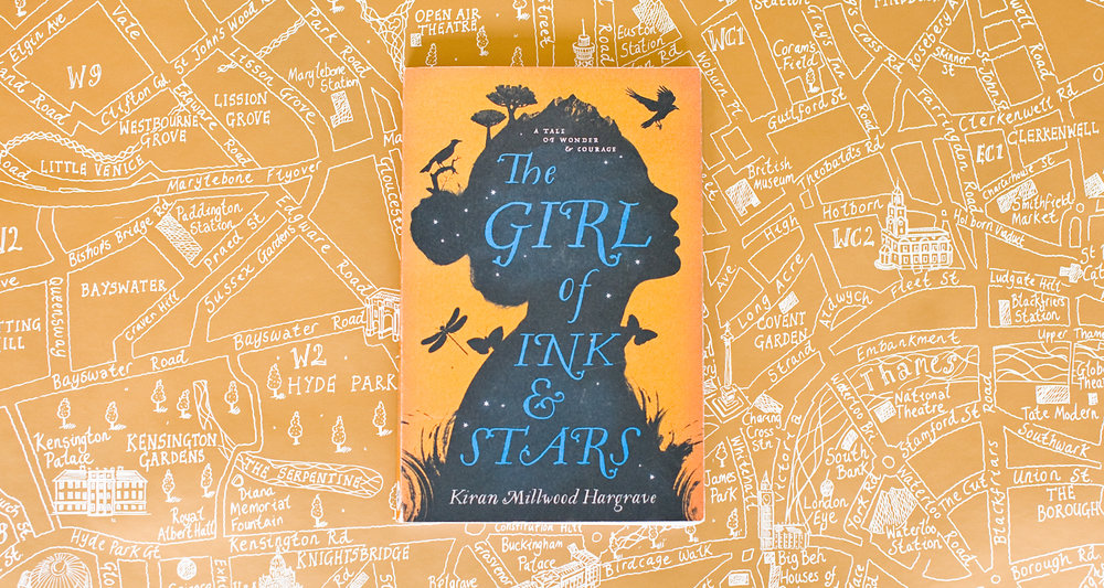 Longlist Review The Girl Of Ink Stars North Somerset Teachers