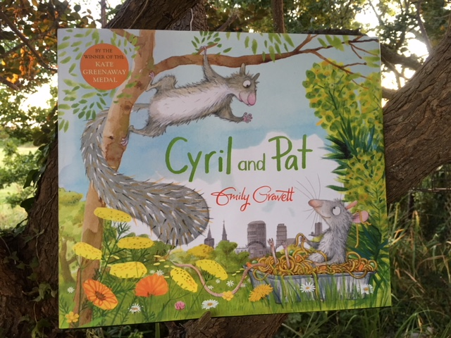 Image result for cyril and pat image
