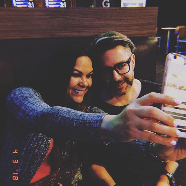 Have fun taking selfies with your hubby!!😍😍 ######## datenight #funtimes❤️