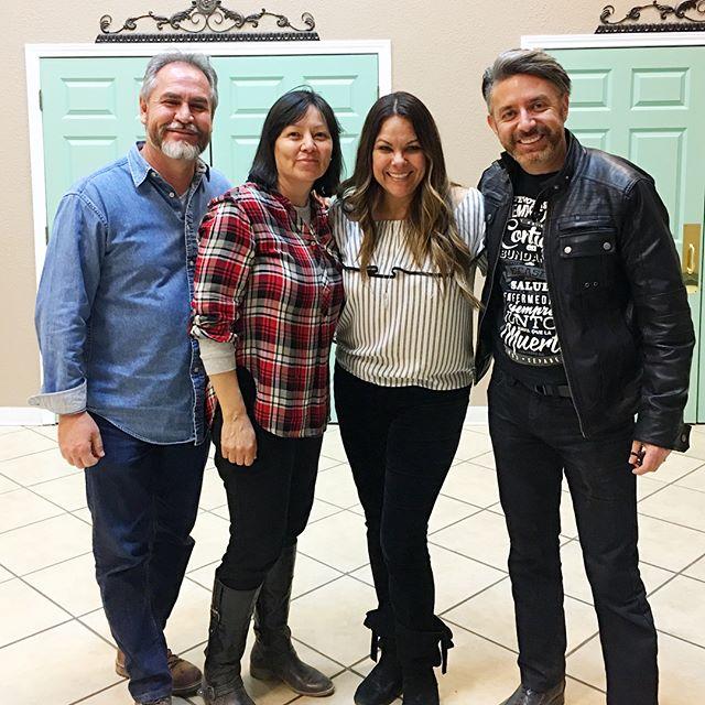 Gracias Pastores Humberto y Lupita Porras, les llevamos en el corazón!! #Iglesiaelcamino #Odessatx #conferenciasmatrimoniales #restsuración #perdon #humildad #amor #compromiso