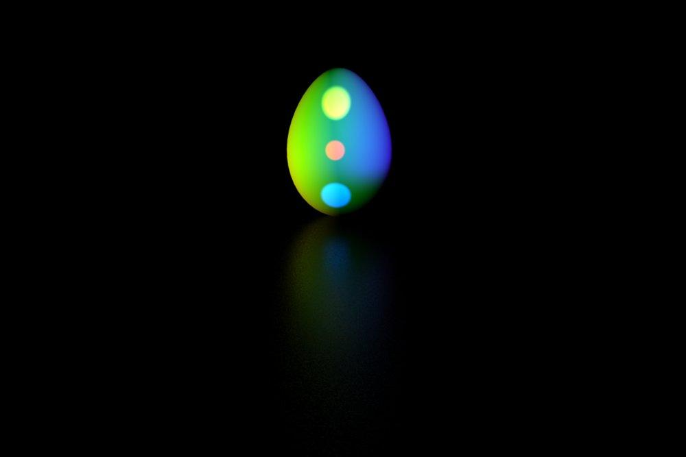3D MENTAL RAY RENDER - ARTISTIC LIGHTING