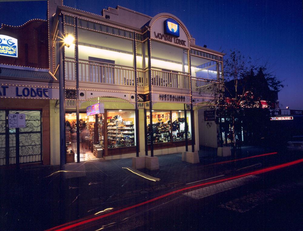 Wombat Lodge Retail