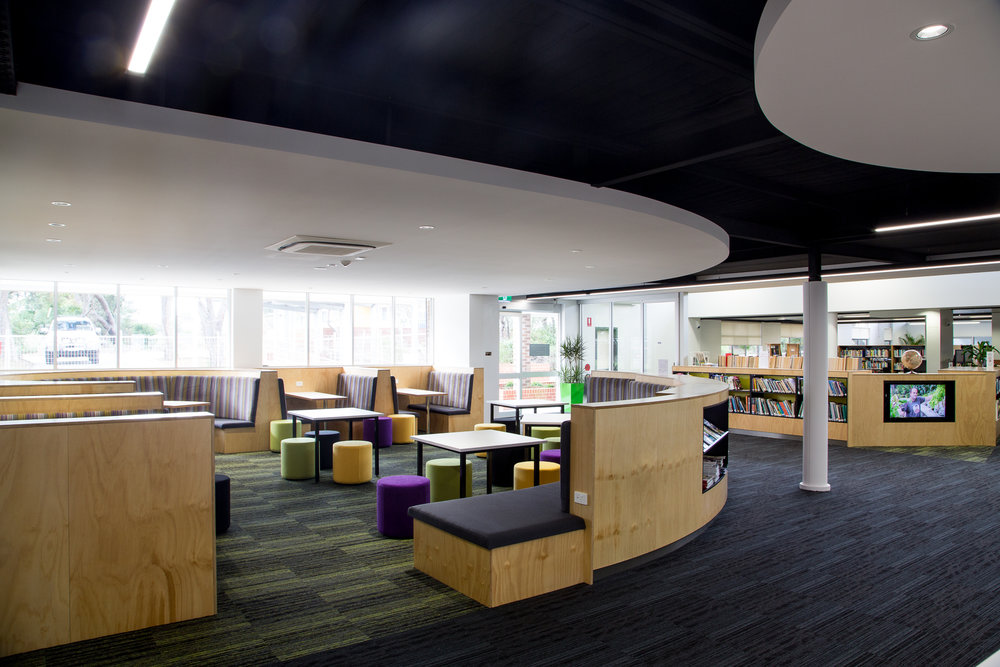 South Regional TAFE Library Resource Hub
