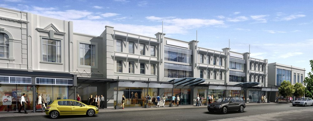 Stirling Square Retail/Commercial Development