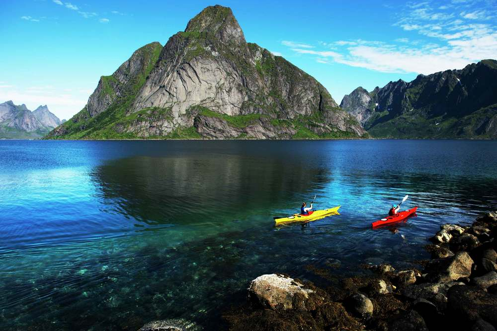 Discover the heart of Norway    MEANINGFUL EXPERIENCES    Learn More