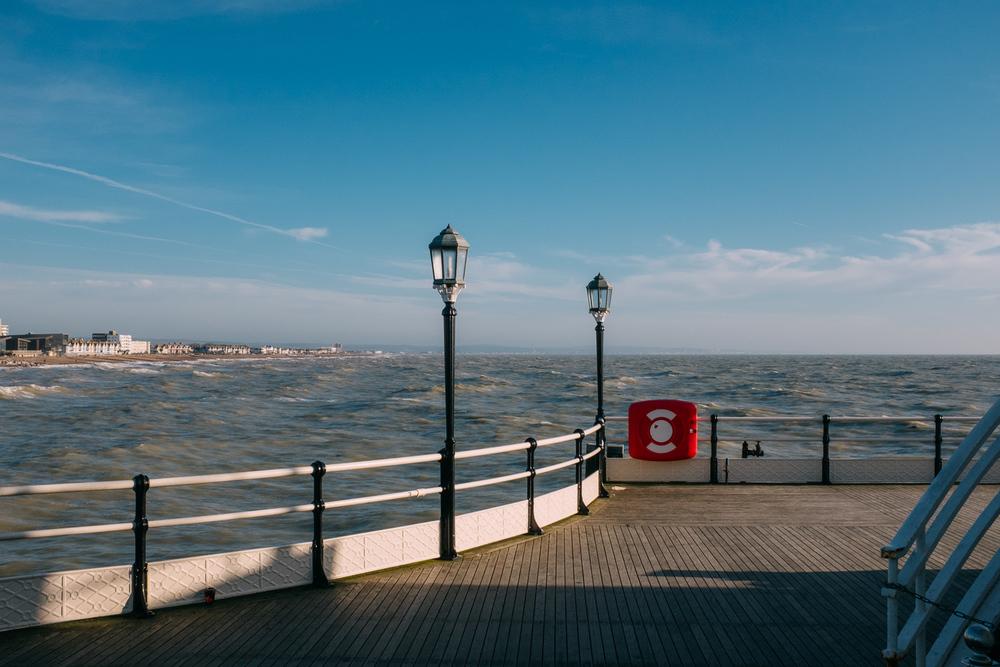 Worthing Pier - December 2015