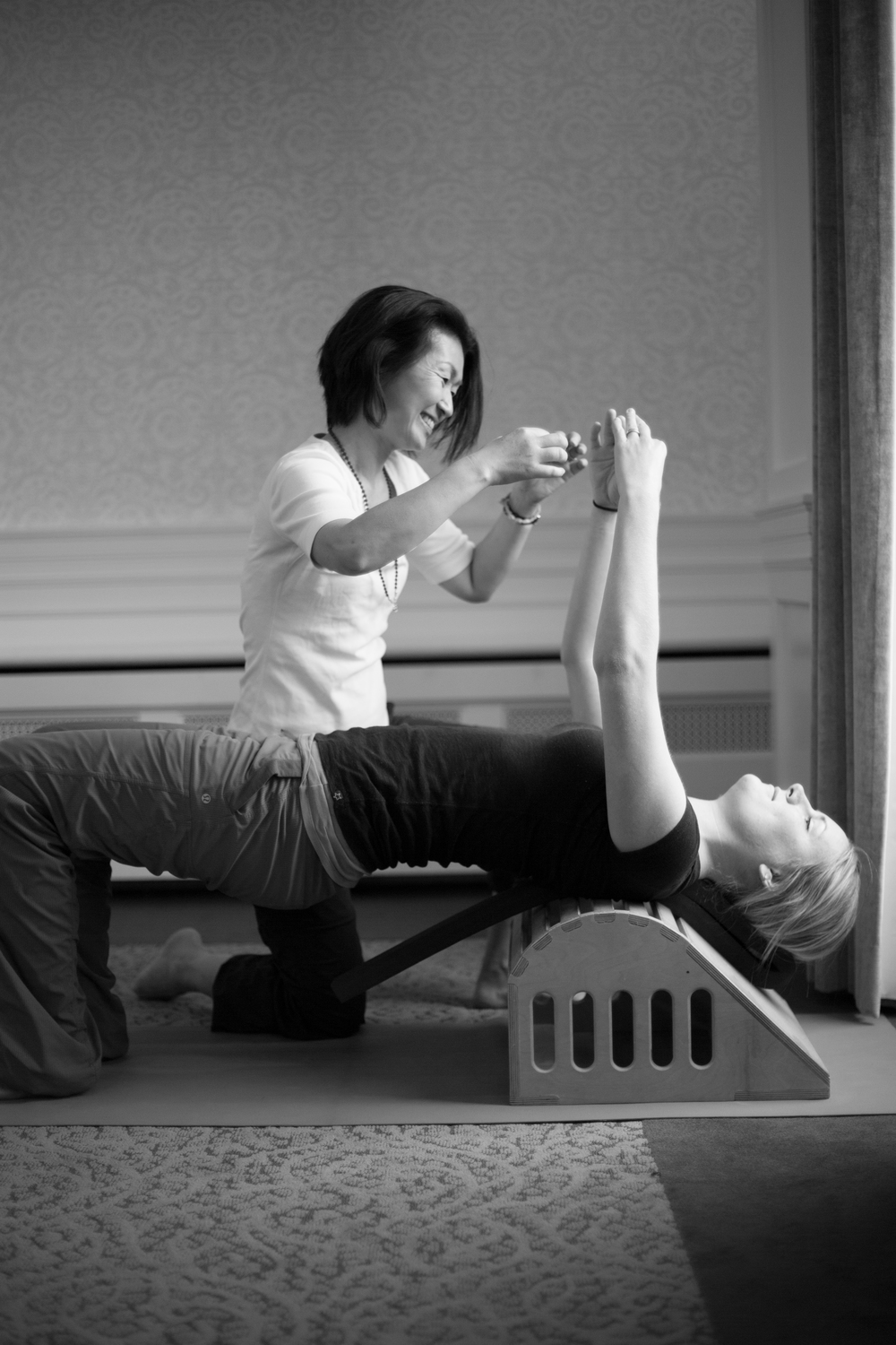 MARIKO YOGA - CUSTOMISED THERAPEUTIC YOGA