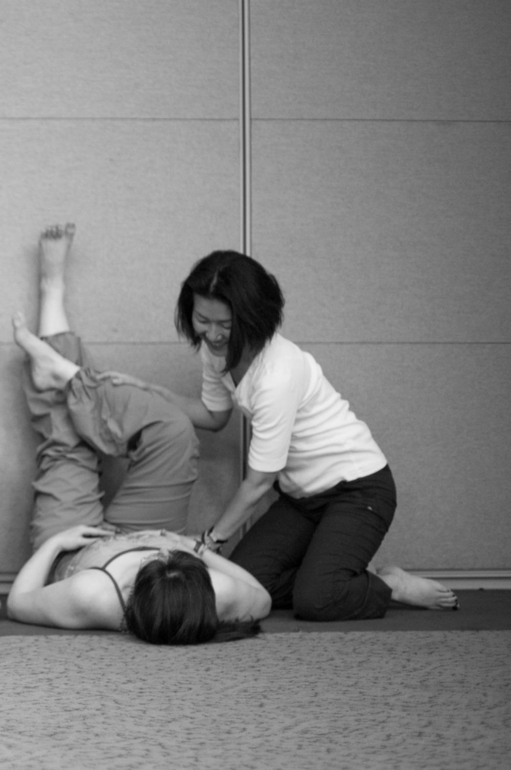 MARIKO YOGA - THERAPEUTIC YOGA WORKSHOPS