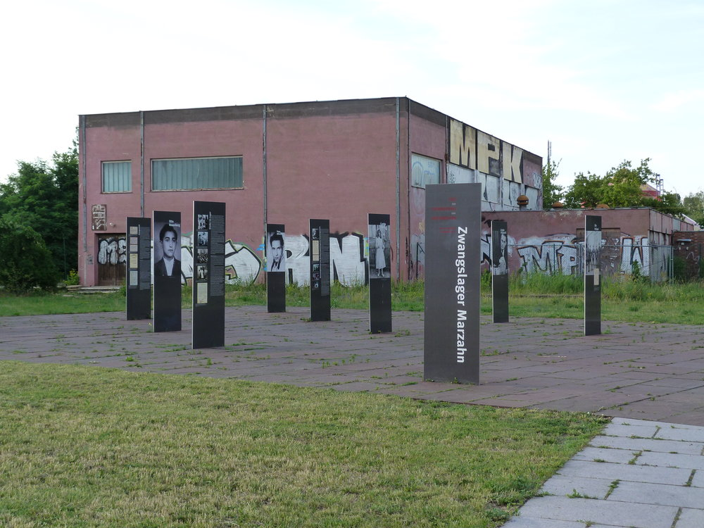Ort der Erinnerung und Information, Foto: spreeagenten