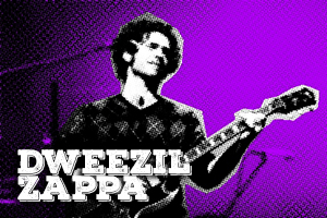 Dweezil Zappa works in the music industry from the early 80′s to date.We are very happy that Dweezil chose to add Pin Up, Blackface Stardust, Vyagra Boost and Starlight to his new rig.