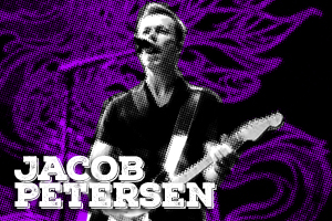 Jacob Petersen is a rock n' roll, funk guitar player living in Austin,TX and a member of The Steve Miller Band.   Jacob uses Splash Mk2  and Starlight in his current setup.