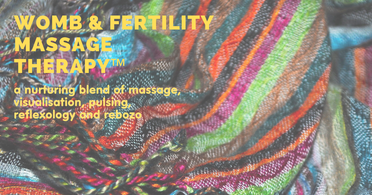 Womb & Fertility Massage Therapy in Isleworth, Osterley
