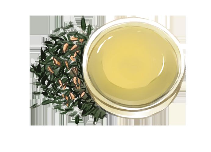 Lemoncha – Genmaicha