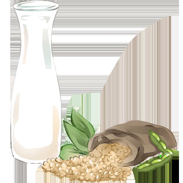 Lemoncha – Lait de soja