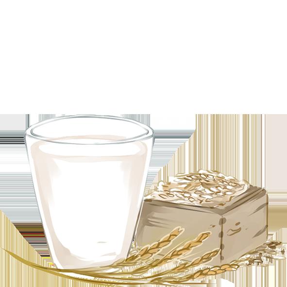 Lemoncha – Lait de riz
