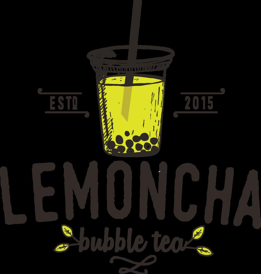 Logo Lemoncha - Couleur