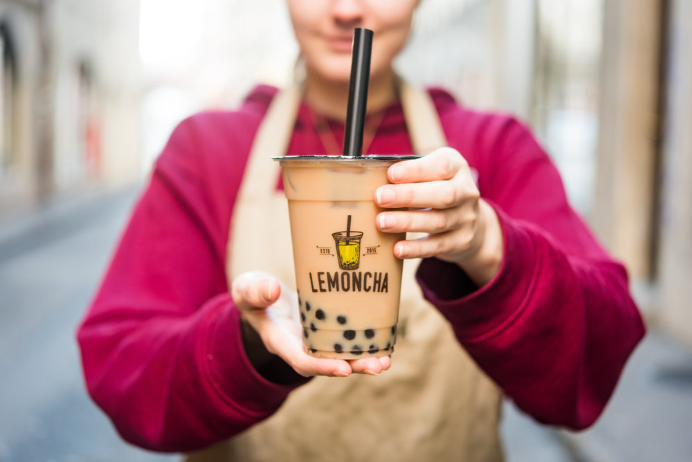 Lemoncha brewing you the perfect cup