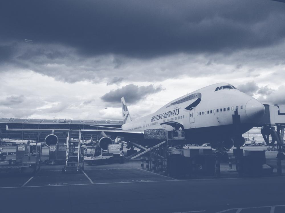 British Airways -