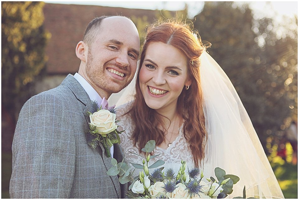 Hattie & Steve Wedding