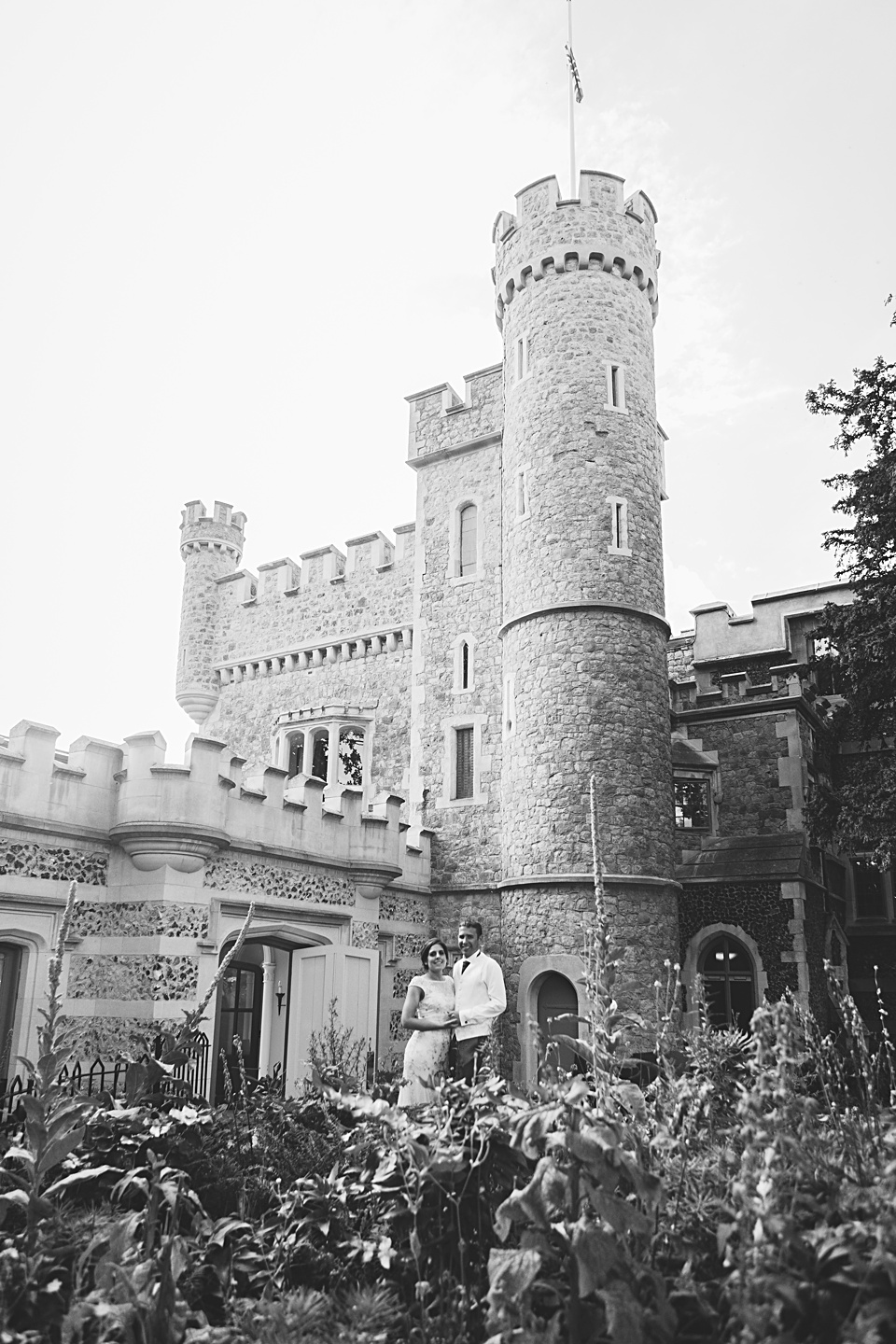 whitstable castle, wedding