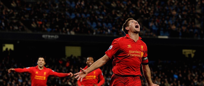 Steven Gerrard Web — Richard Siddle