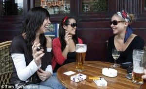 New health move to ban smoking outside pubs