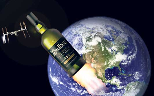 The space experiment could have long standing implications for the whisky industry