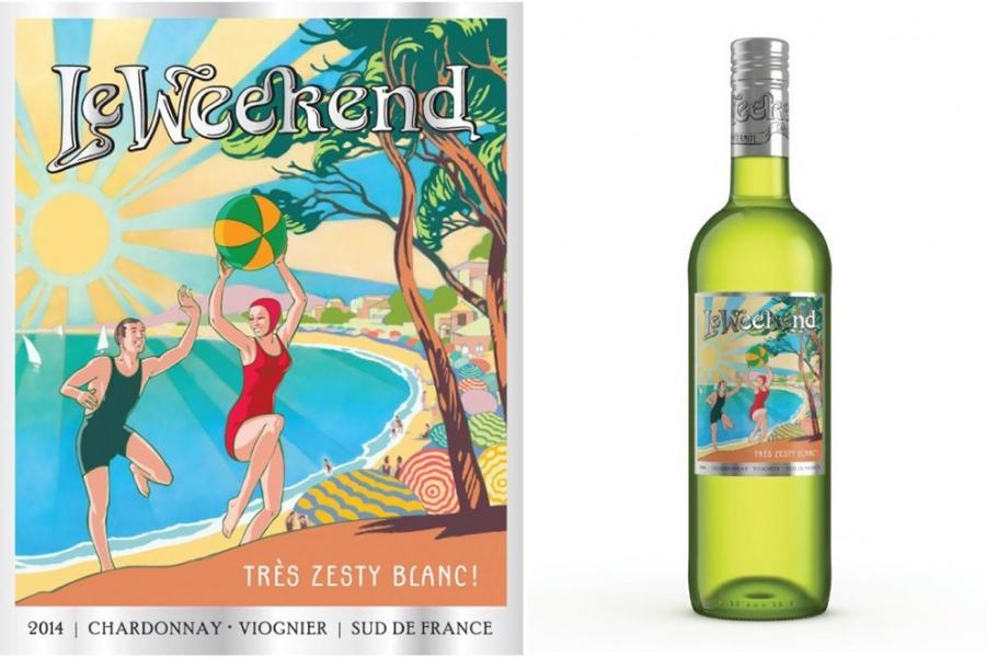 Jack has developed Le Weekend with Australian winemaker, Karen Turner, a fellow Adelaide University graduate