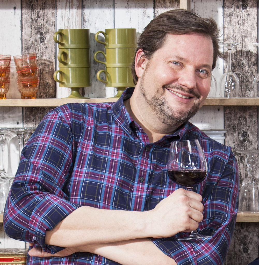 Joe Wadsack: one of the top wine tasters in the UK but the best at talking about wine