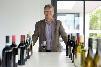 David Gleave says it won't be until wine companies have to re-buy currency that the real impact will be