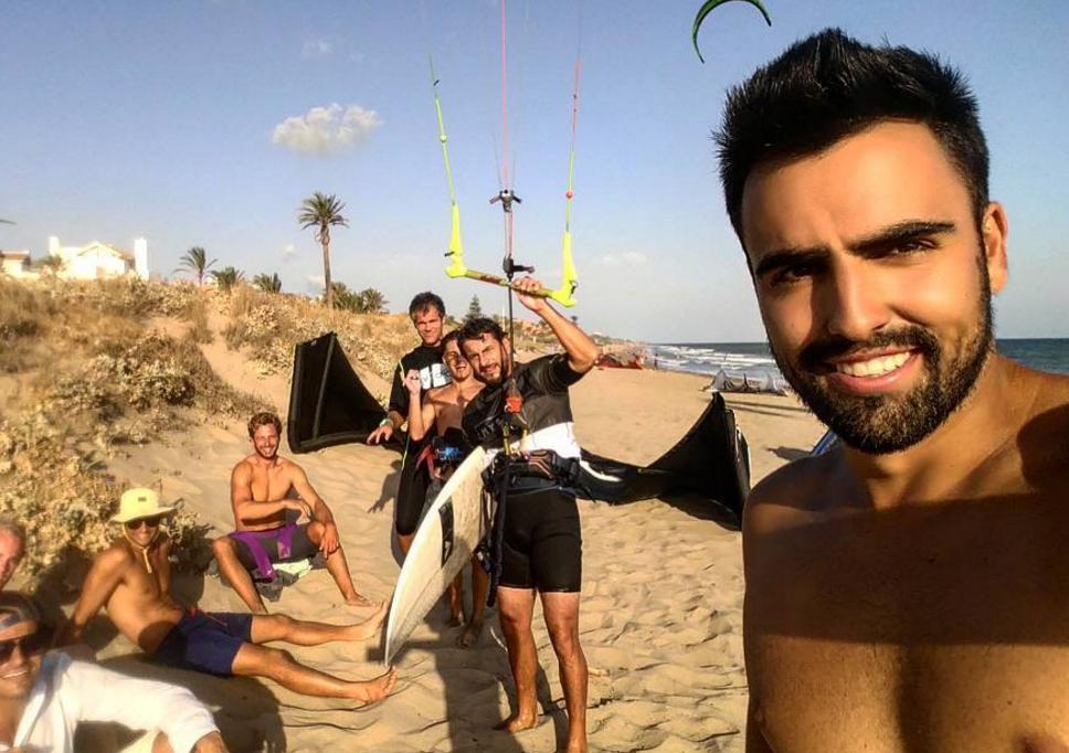 Mario Lobaton Gomez | Tarifa Spain