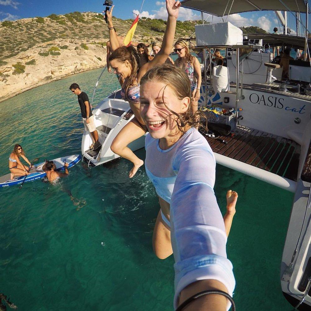 Ida Bang Strand | Norway Kiteboarding |Med Student
