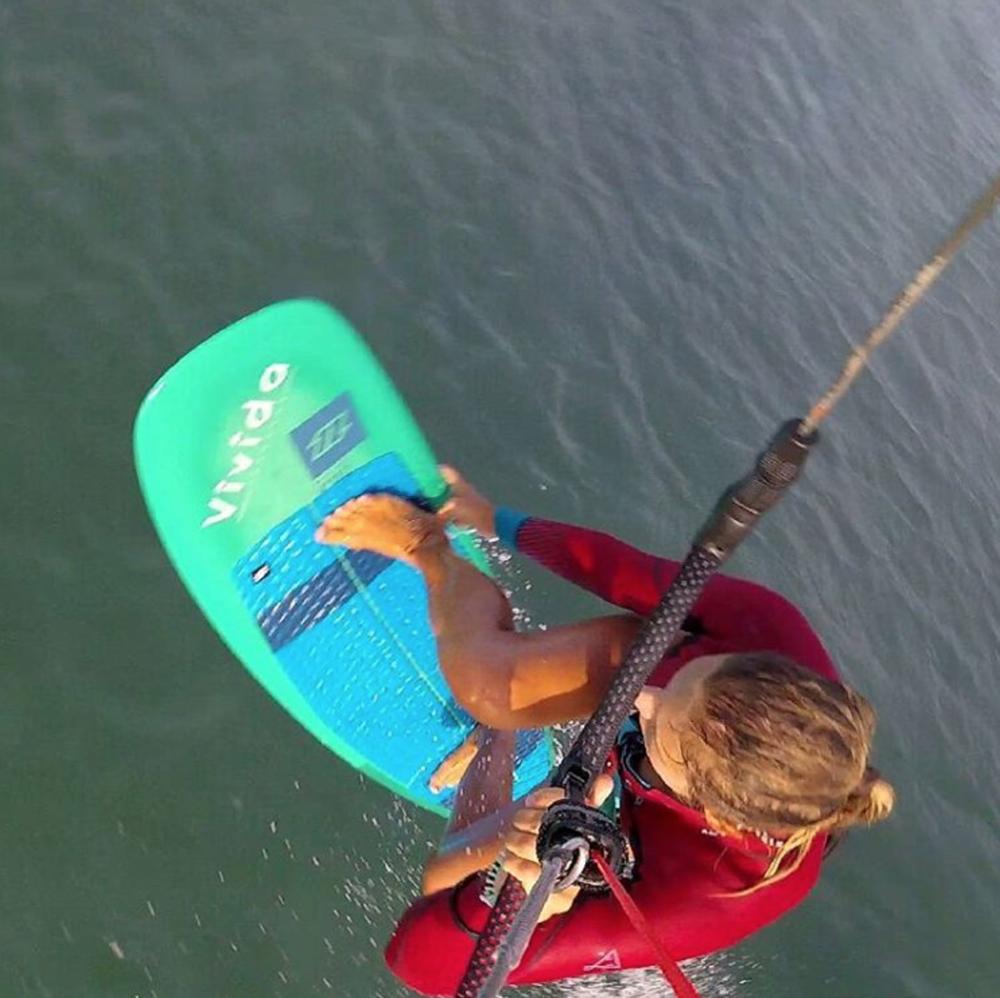 Birgit Brosch | Tarifa Manager of Wave Bandits Kite Company