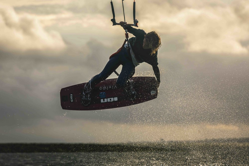 Tom Seager | UK Junior GB Kiteboarding Champion 2014