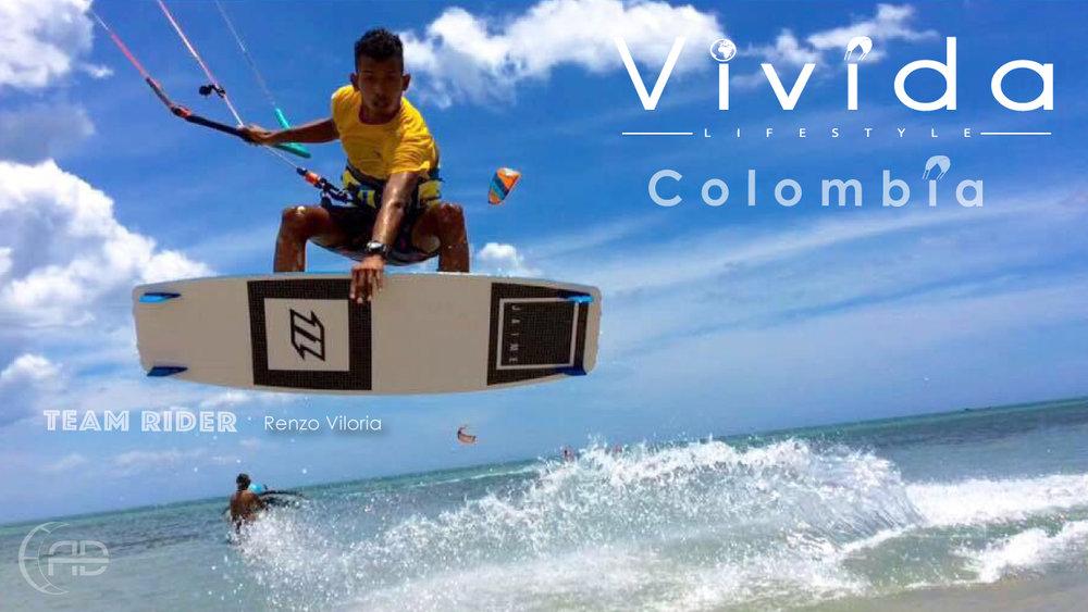 TeamVivida Colombia Renzo
