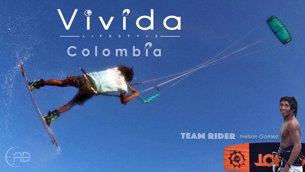 TeamVivida Colombia Nelson